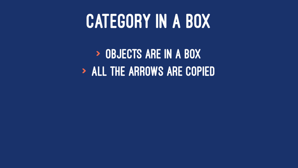 CATEGORY IN A BOX > Objects are in a Box > All ...