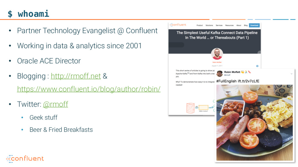 2 $ whoami • Partner Technology Evangelist @ Co...