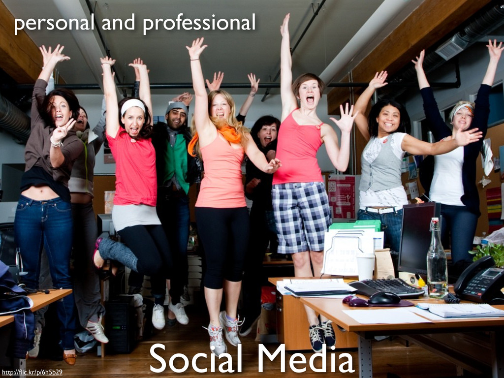 Social Media personal and professional http://fl...
