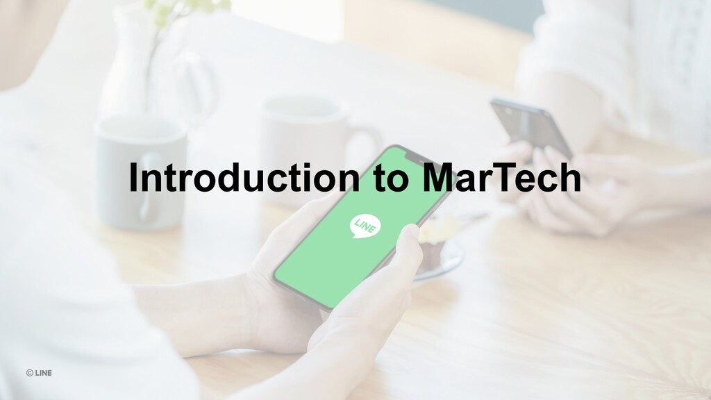 Introduction to MarTech