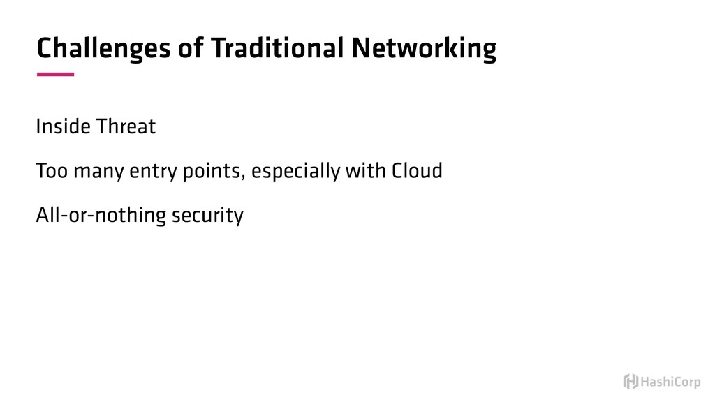Challenges of Traditional Networking Inside Thr...