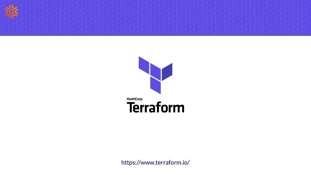 https://www.terraform.io/