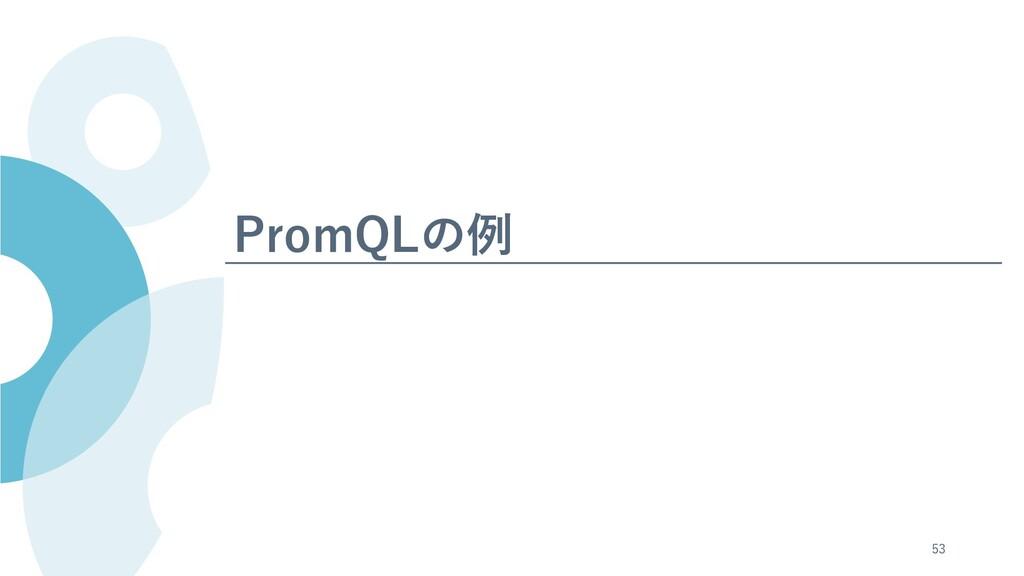 PromQLの例 53
