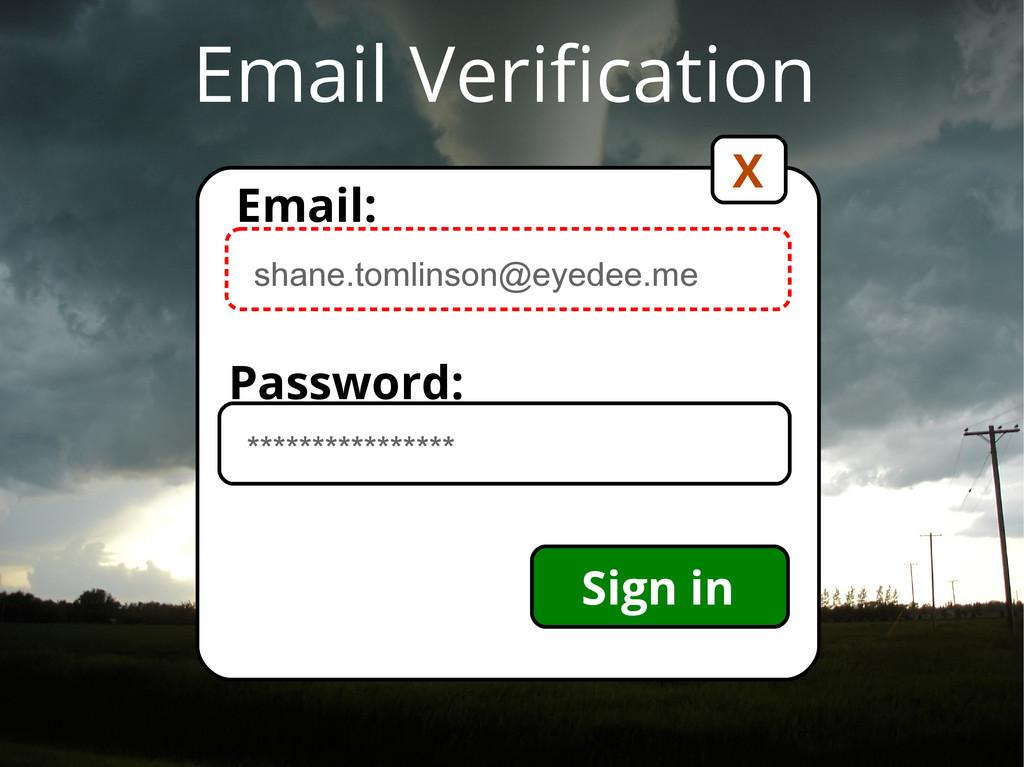 Email: shane.tomlinson@eyedee.me Password: ****...