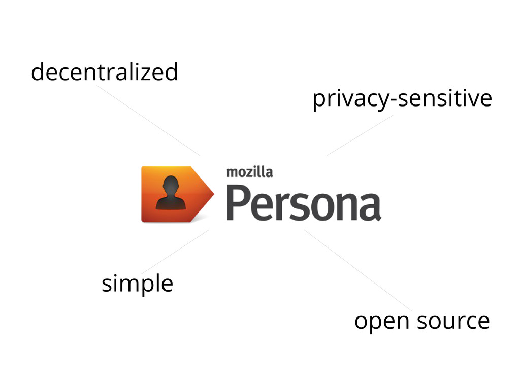 privacy-sensitive simple open source decentrali...