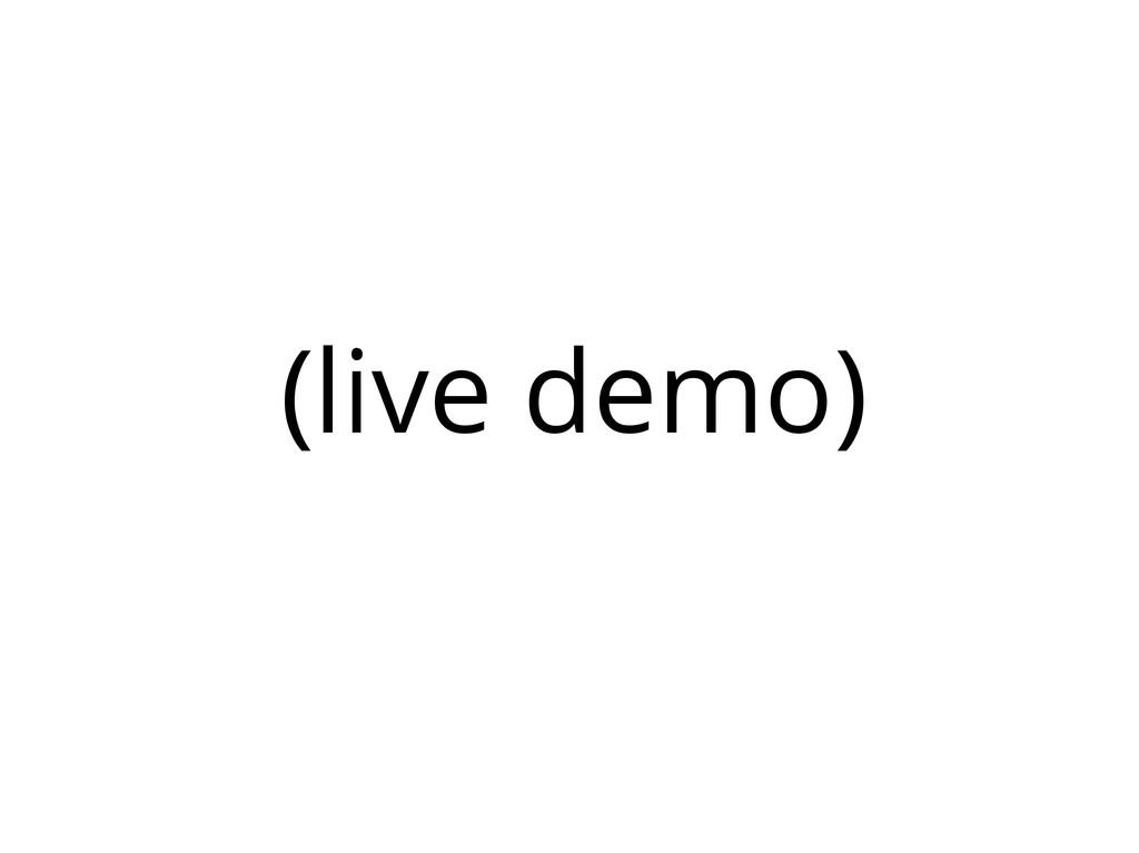(live demo)