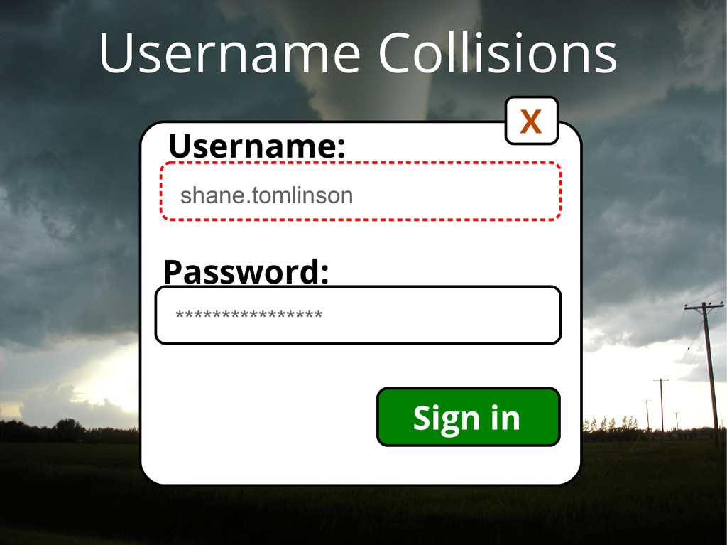 Username: shane.tomlinson Password: ***********...