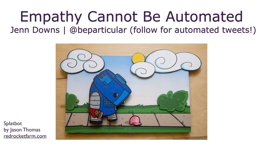 Jenn Downs | @beparticular (follow for automate...