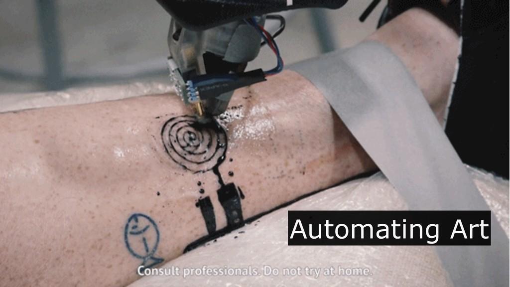 Automating Art