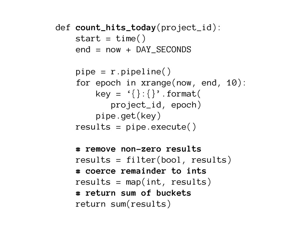 def count_hits_today(project_id): start = time(...