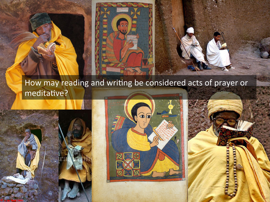 How may reading and wriIng be ...
