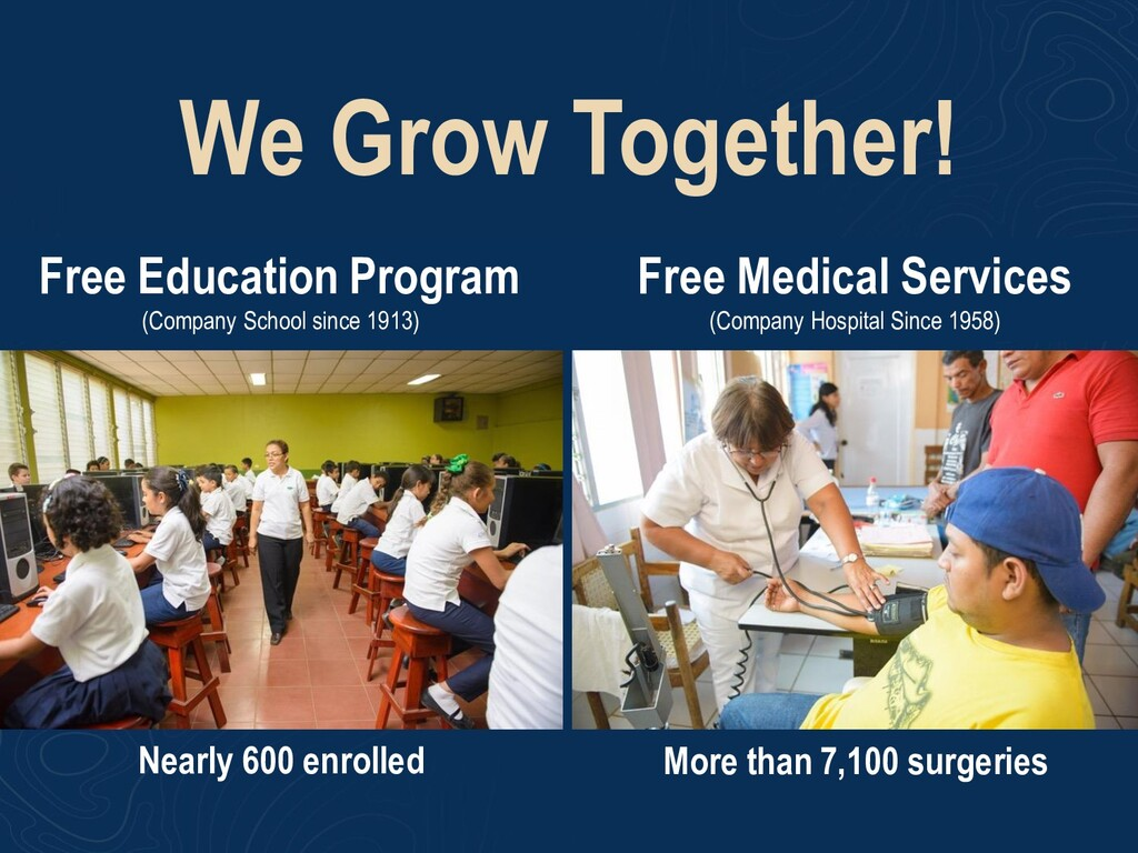We Grow Together! Free Education Program (Compa...