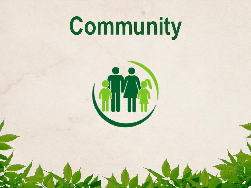 26 Community