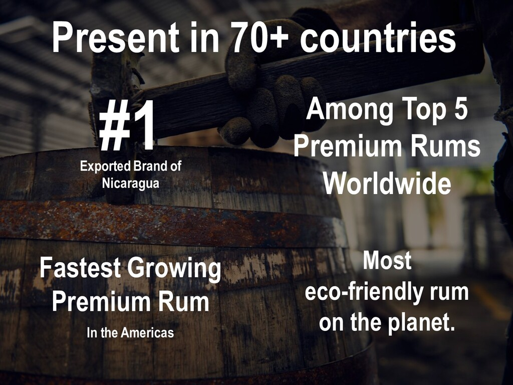 #1 Exported Brand of Nicaragua Fastest Growing ...