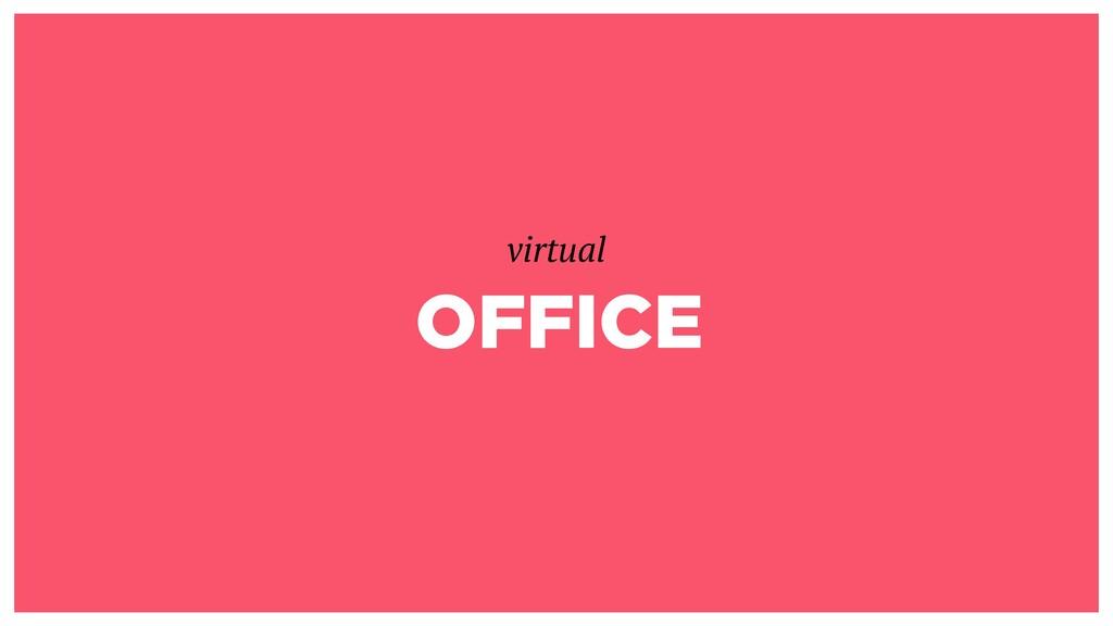 OFFICE virtual