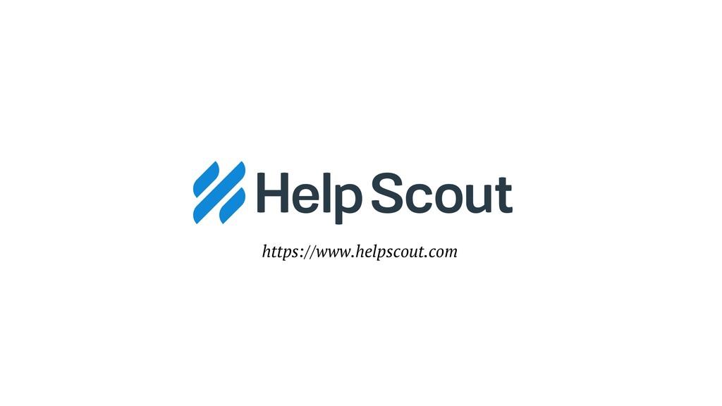 https://www.helpscout.com