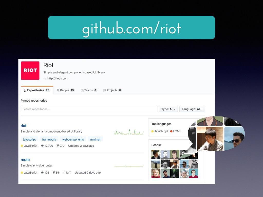 github.com/riot
