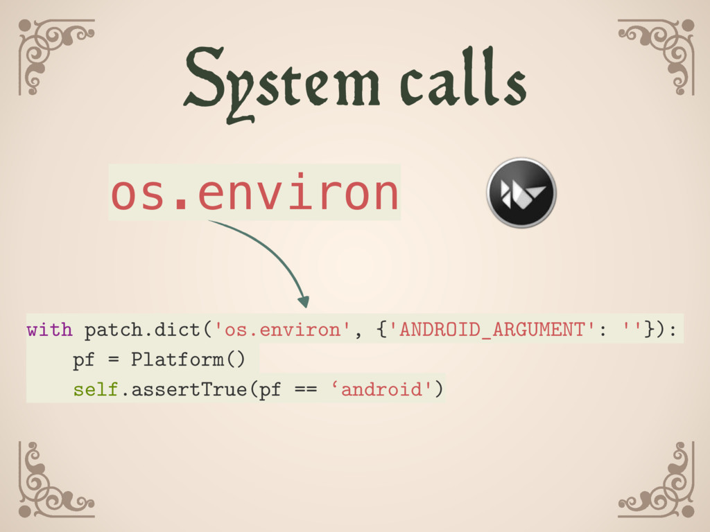 with patch.dict('os.environ', {'ANDROID_ARGUMEN...