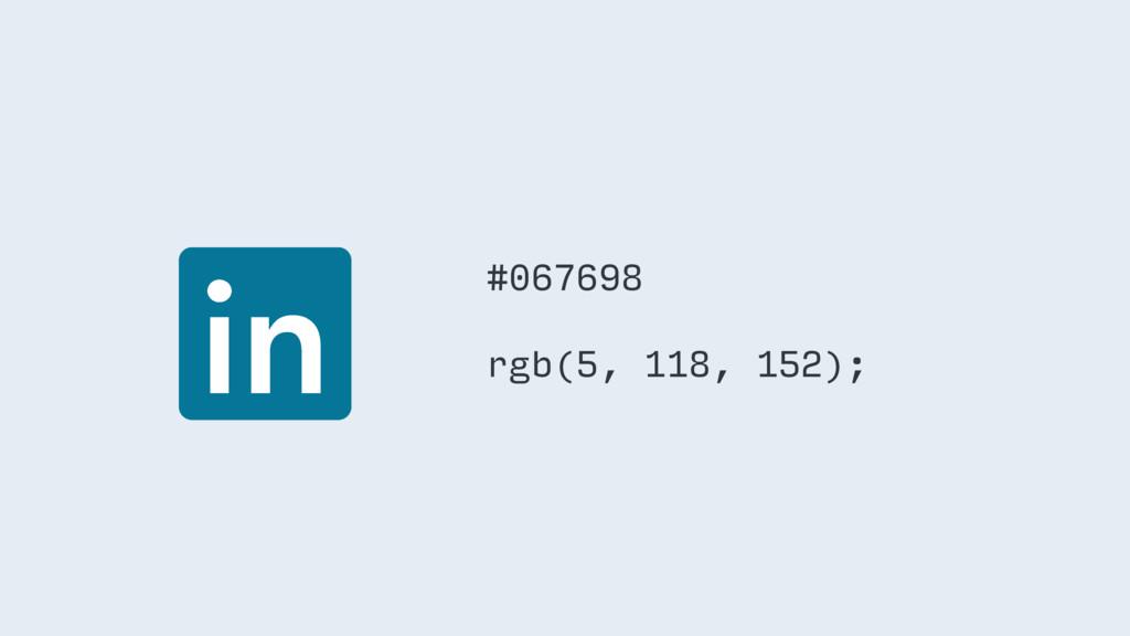 #067698 rgb(5, 118, 152);
