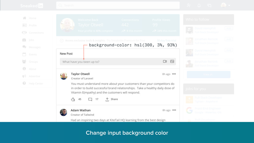 Change input background color r background-colo...