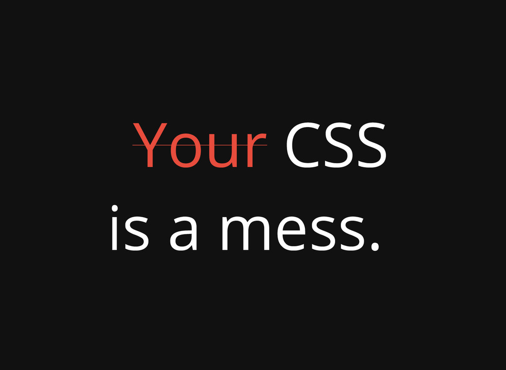 Your CSS is a mess.