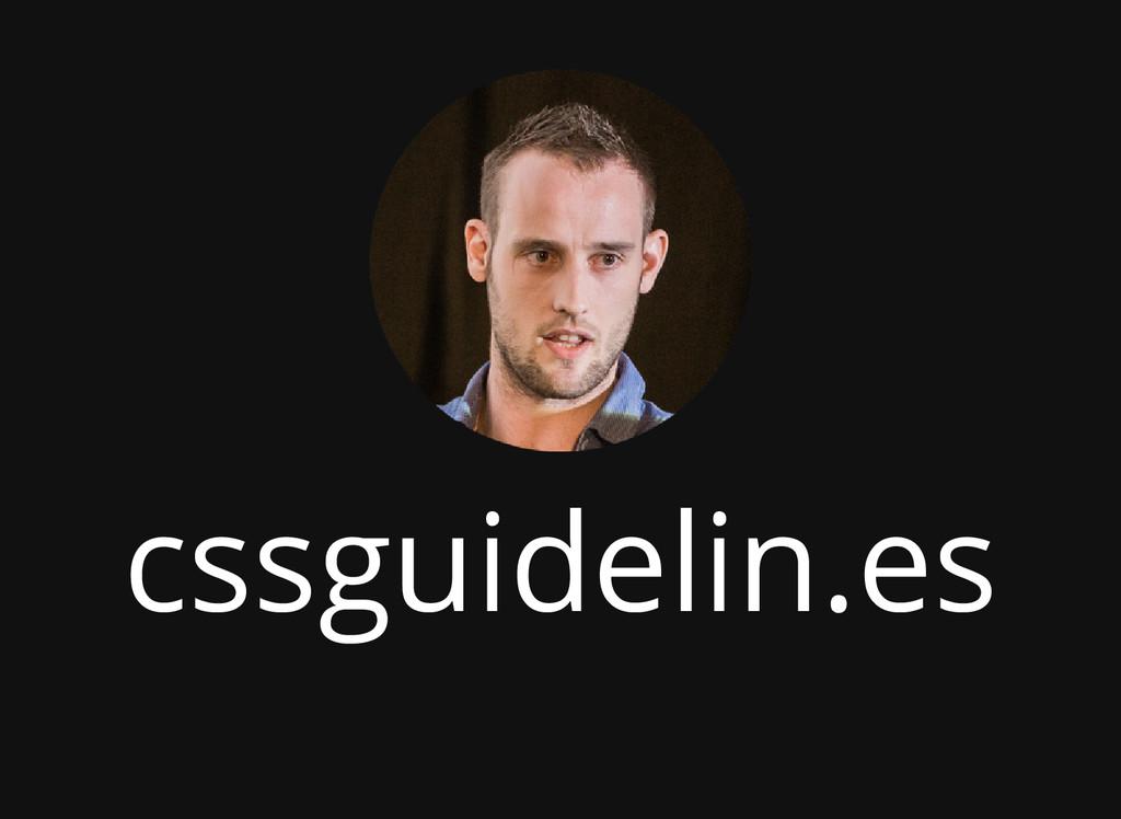 cssguidelin.es