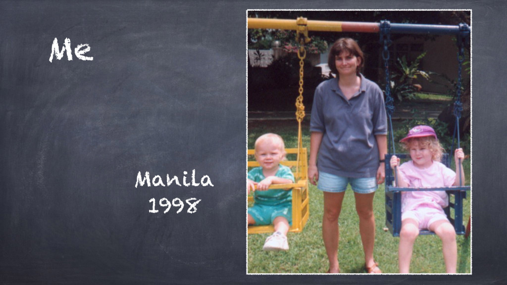 Me Manila 1998