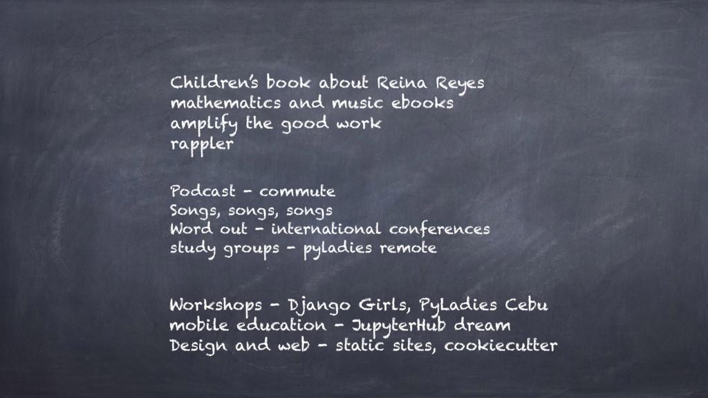 Children's book about Reina Reyes mathematics a...