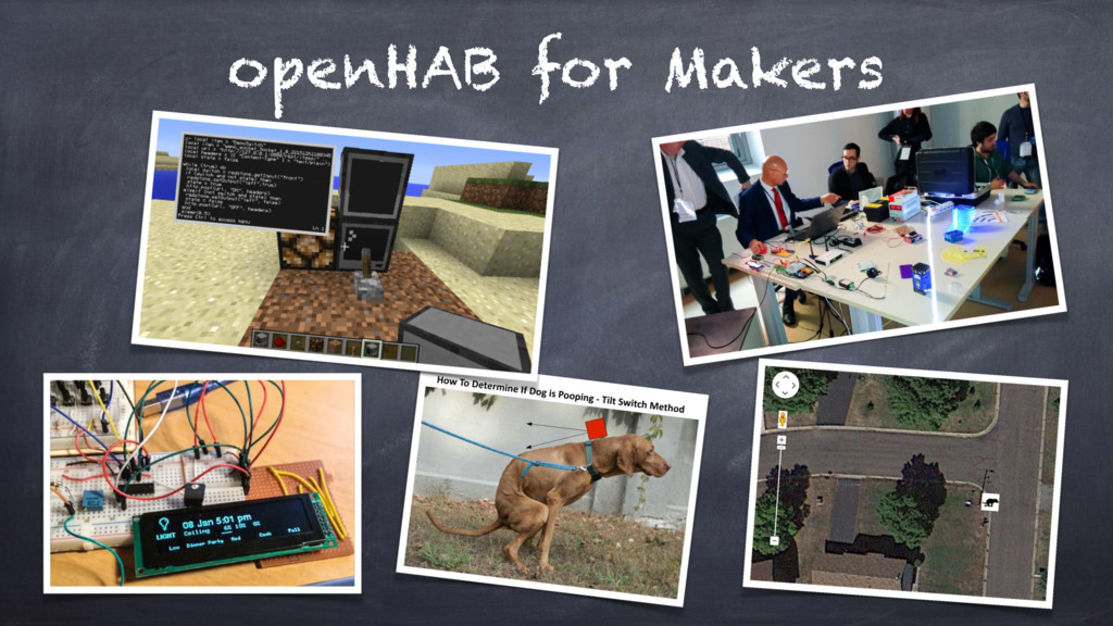openHAB for Makers