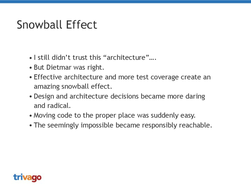 "Snowball Effect • I still didn't trust this ""ar..."