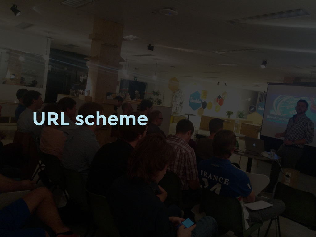URL scheme