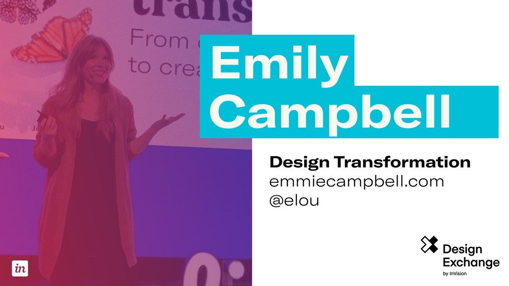 Hello Emily Campbell Design Transformation