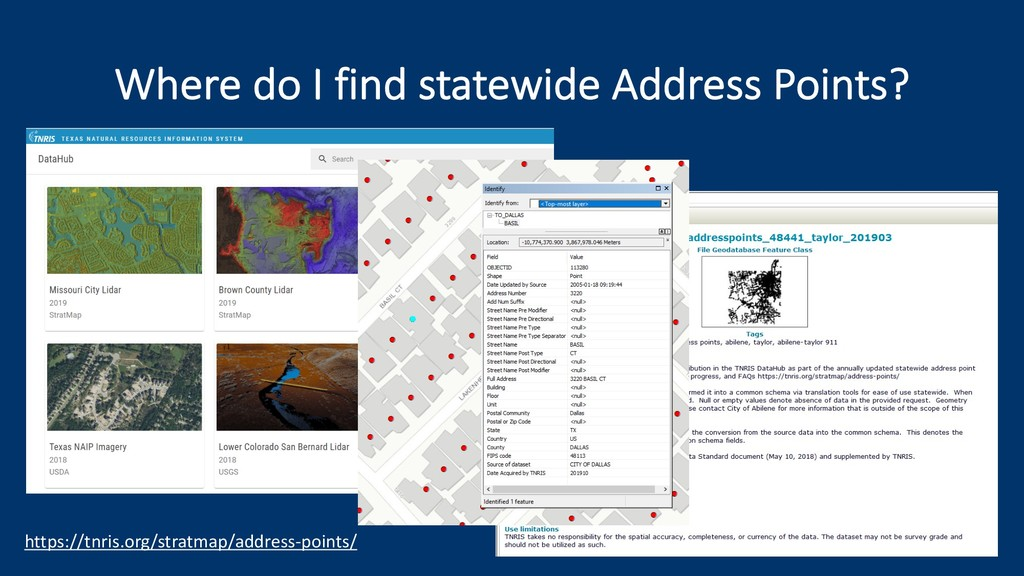 Where do I find statewide Address Points? https...