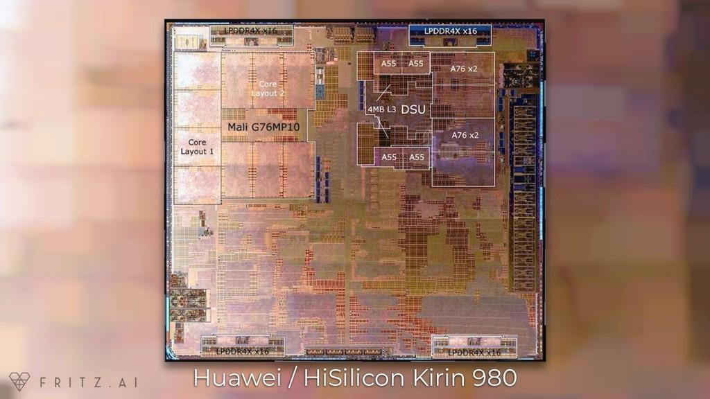 Huawei / HiSilicon Kirin 980