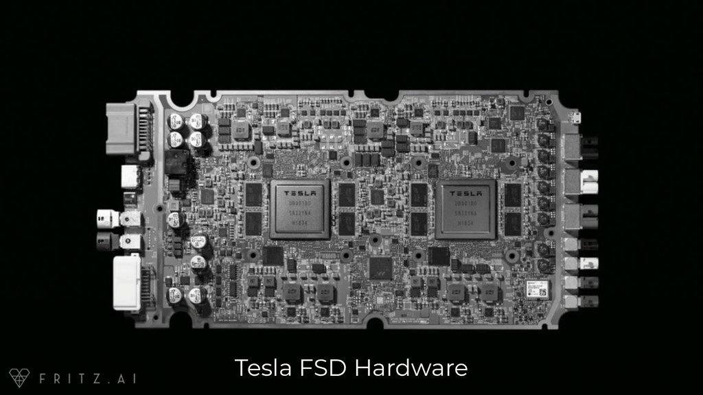 Tesla FSD Hardware