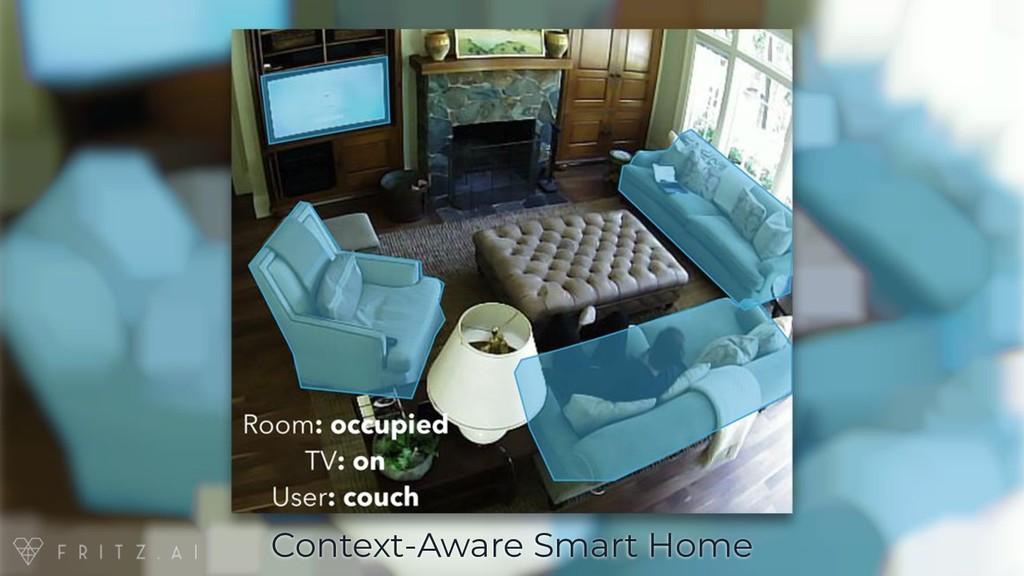 Context-Aware Smart Home