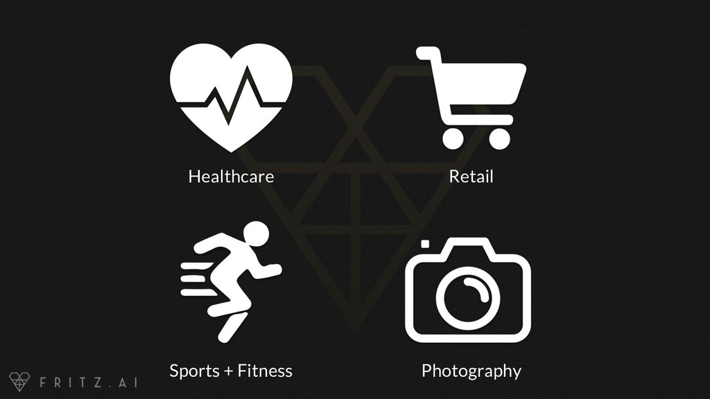 Healthcare Retail Photography Sports + Fitness