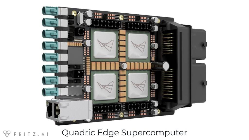 Quadric Edge Supercomputer
