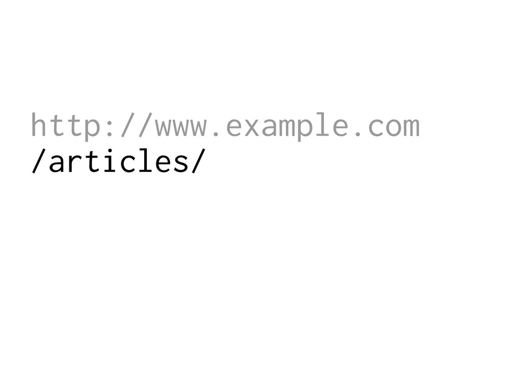 http://www.example.com /articles/