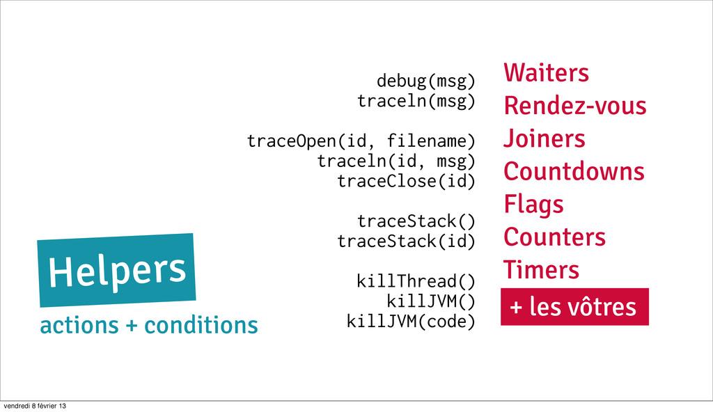 74 debug(msg) traceln(msg) traceOpen(id, filena...