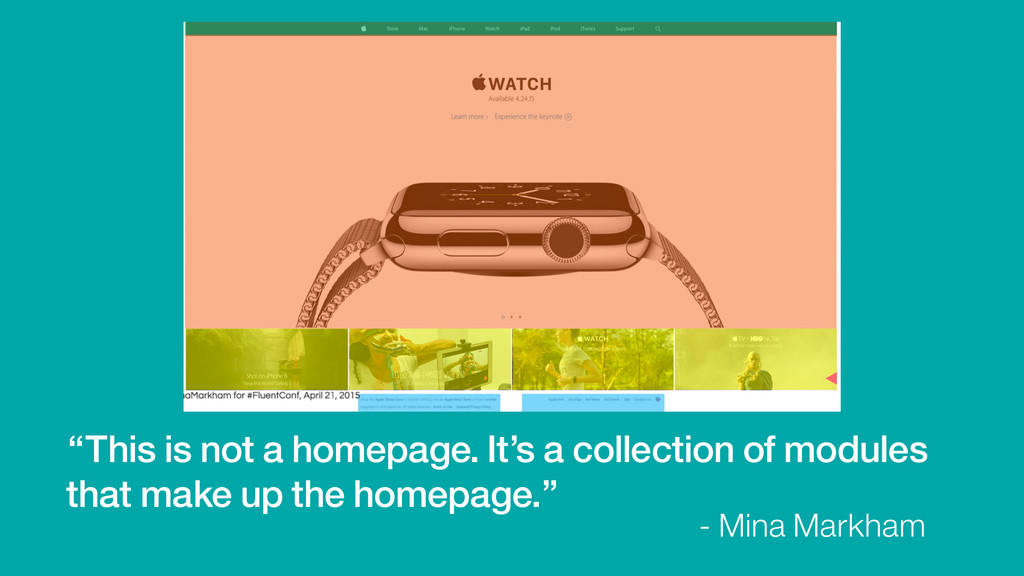 """""""This is not a homepage. It's a collection of m..."""