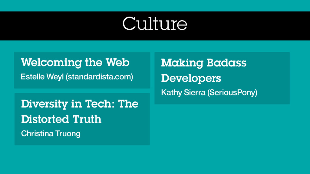 Culture Diversity in Tech: The Distorted Truth ...