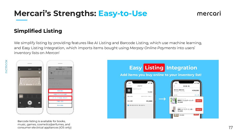 Mercari's Strengths: Fun & Engaging for All Buy...