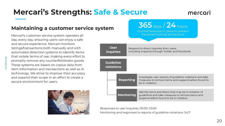 Mercari's Strengths: From Kids to Seniors Teach...