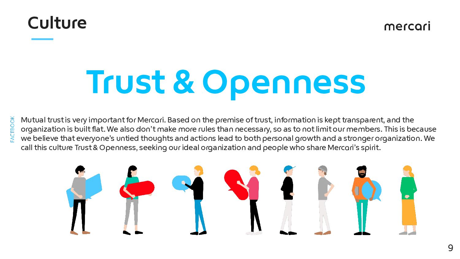 Culture Go Go Bold Trust & Openness Mutual tr...