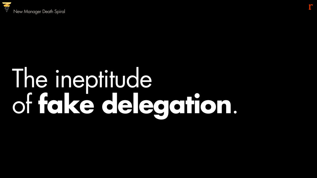 The ineptitude 