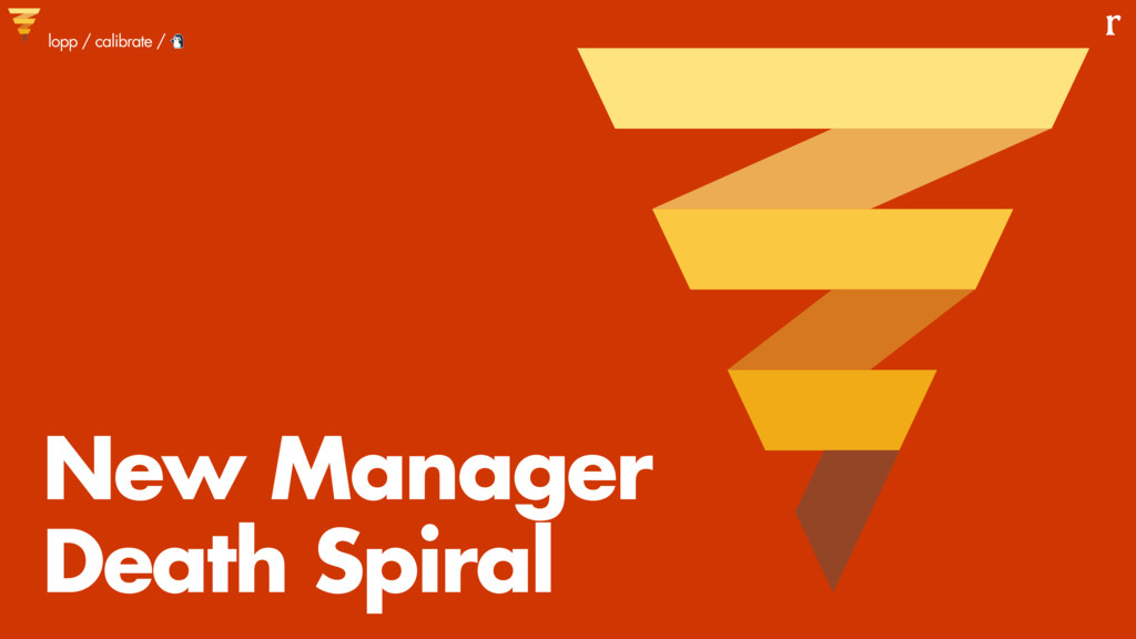 lopp / calibrate / New Manager Death Spiral