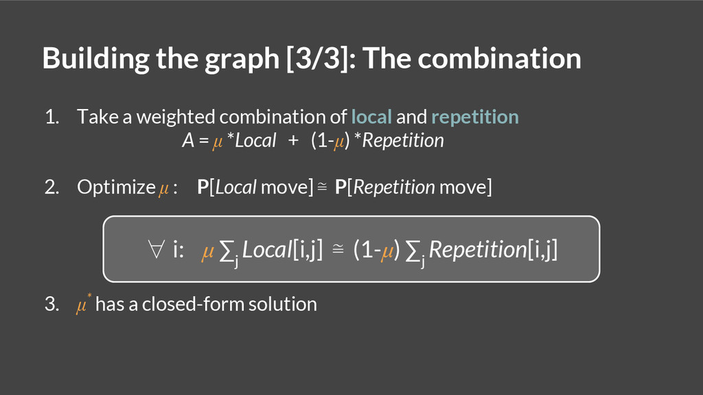 Building the graph [3/3]: The combination 1. Ta...