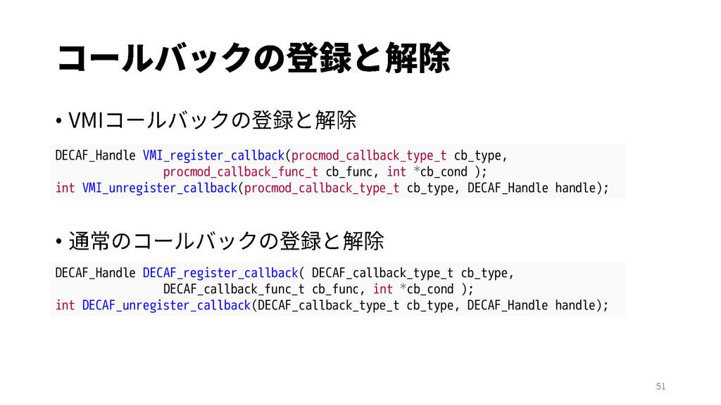 • • DECAF_Handle VMI_register_callback(procmod_...