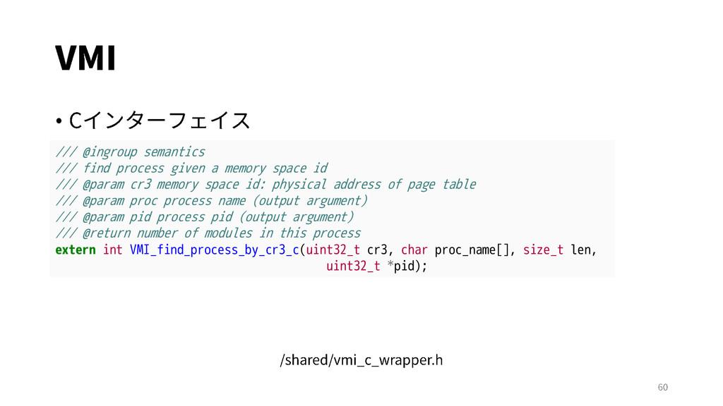 • /// @ingroup semantics /// find process given...
